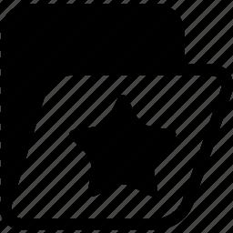 archives, favorites folder, folder icon