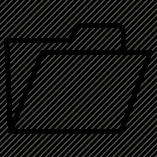directory, live folder icon
