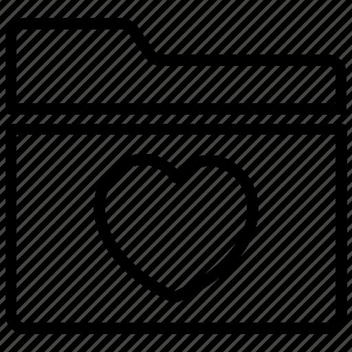 directory, favorite folder, favorites folder icon