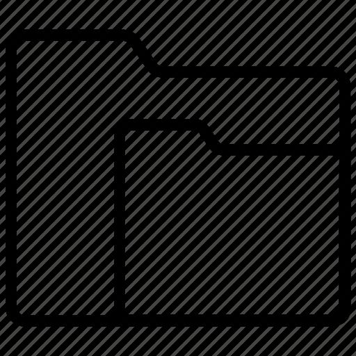document, file, file submodule icon