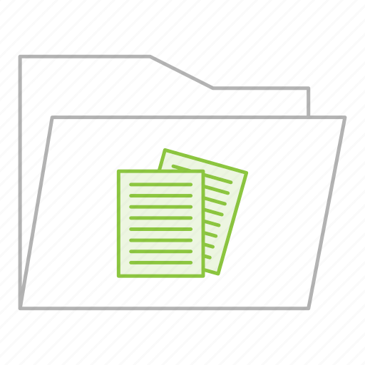 business, document, documents, folder, office, reporting, reports icon