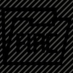 fiac, folder icon