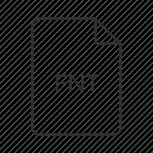 .fnt, fnt document, fnt file, fnt file icon, fnt icon, font file format, microsoft windows font icon