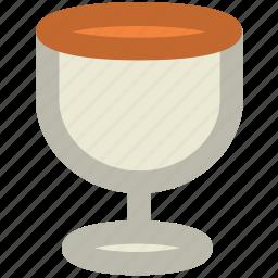 dessert cup, ice cream cup, kitchen pack, kitchen utensils, refreshment, summertime icon