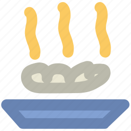 cooking, dinner, food platter, hot food, meal, soup icon