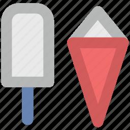 cake cone, cone, cup cone, ice cone, ice cream, ice lolly, popsicle icon
