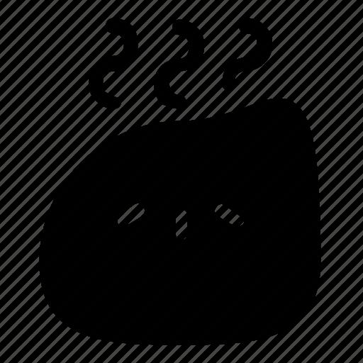 dumpling, food icon