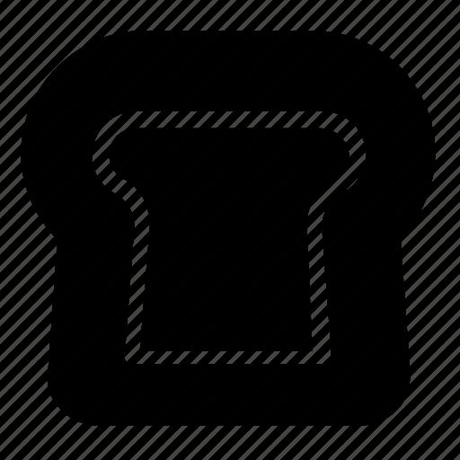 bread, pastry icon