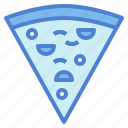 fast, food, italian, pizza icon