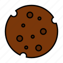 cooking, donut, food, restaurant, sprinkles, sweet icon