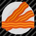 food, belly, bacon, grill, pork