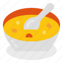 food, soup, boil, meal, recipe icon
