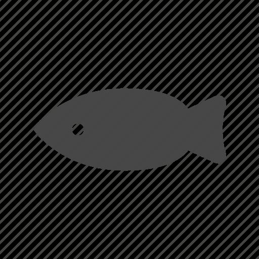 fish, food, marine, seafood icon