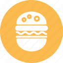 burger, fast food, hamburger, sandwich icon
