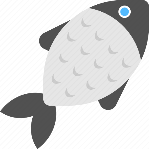 fish, food, healthy food, meat, seafood icon