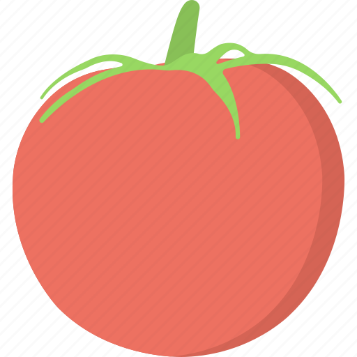 cooking ingredient, healthy diet, nutrition, tomatoes, vegetable icon