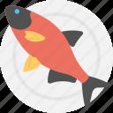 fish, food, healthy food, meat, seafood