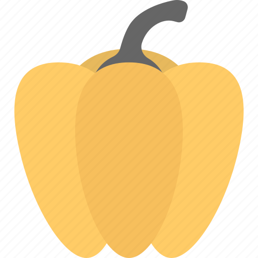bell pepper, capcicum, food, sweet pepper, vegetable icon