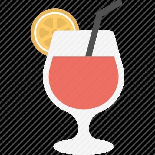 Drink, lemonade, martini, cocktail, margarita icon
