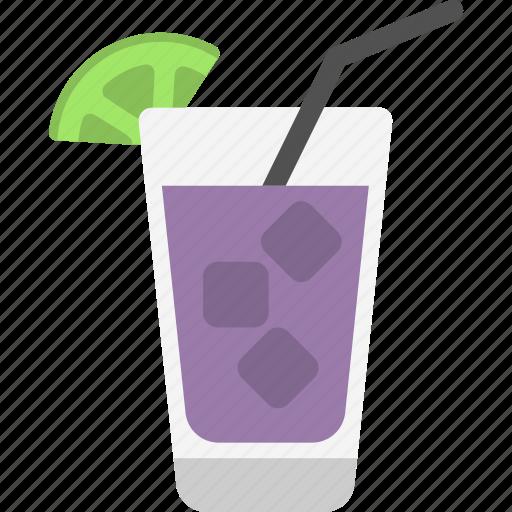 cocktail, lemonade, margarita, martini, nectar icon
