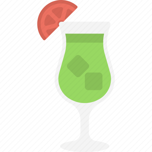 Margarita, drink, martini, cocktail, alcohol icon