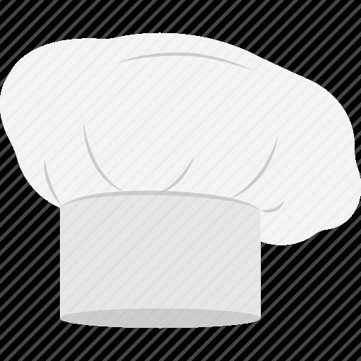 chef clothing, chef hat, cooks cap, kitchen, restaurant icon