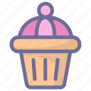 cake, cooking, food icon