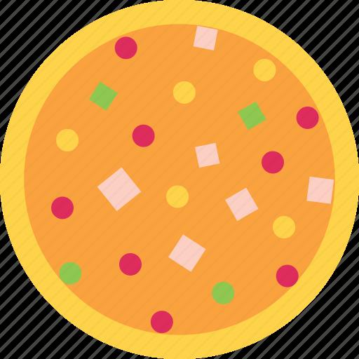 food, junk-food, pizza icon