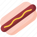 food, hotdog, junk, sandwich icon