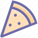fast food, food, italian, meal, pizza, pizza slice, slice