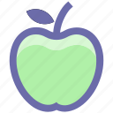 apple, apple slice, eating, energy, fitness, food, fruit, meals