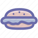 bakery, cake, food, meat, pie, pie cake, tart icon