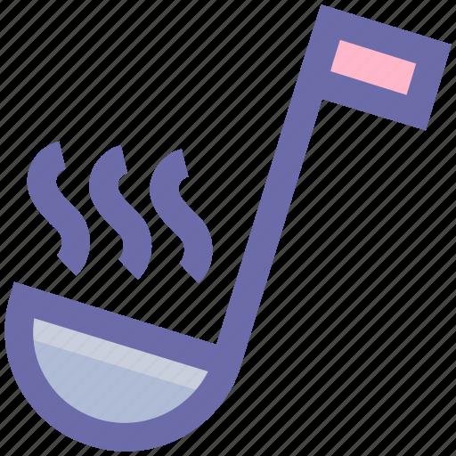Food, kitchen, ladle, soup, soup taste, spoon, taste icon - Download on Iconfinder