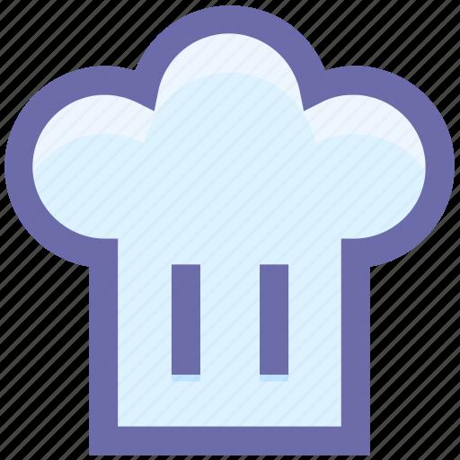 Chef, chef hat, cooking, food, hat, kitchen, restaurant icon - Download on Iconfinder