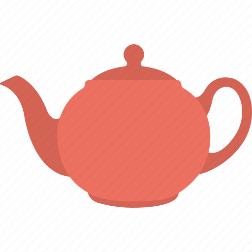 hot beverage, kitchenware, tea kettle, tea symbol, teapot icon