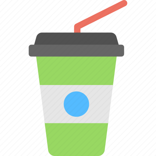 beverage, disposable, juice glass, refreshment, takeaway food icon