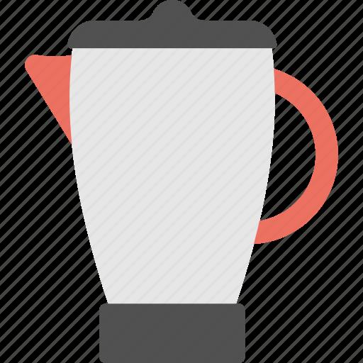 blender jug, electric appliance, food processor, juicer jug, smoothie maker icon