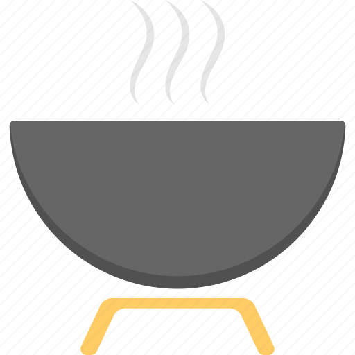 cookware, food preparation, kitchenware, outdoor cooking, utensils icon