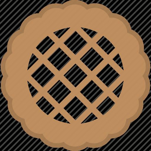 bakery food, confectionery, dessert, pie, sweet snacks icon