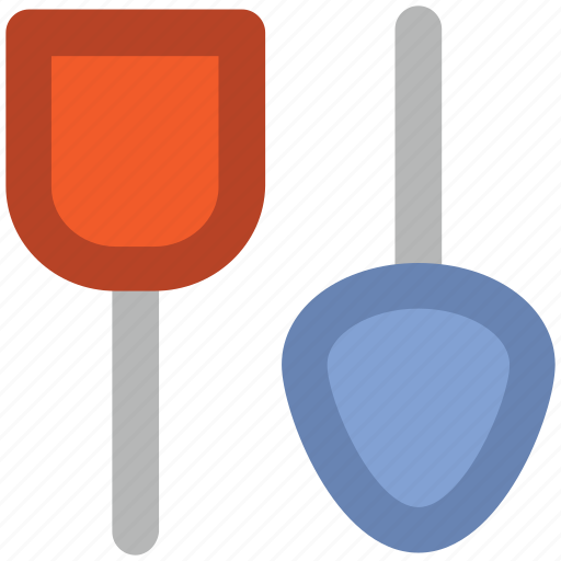 cooking spatula, cooking tool, cooking turner, kitchen equipment, ladle, spatula, spatula and turner, turner tool, turning spatula icon
