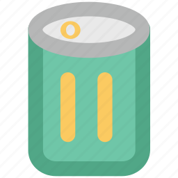 can, can drinking, drink, soda, soda can icon