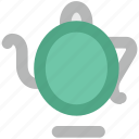 kettle, kitchen utensil, tea, teakettle, teapot icon
