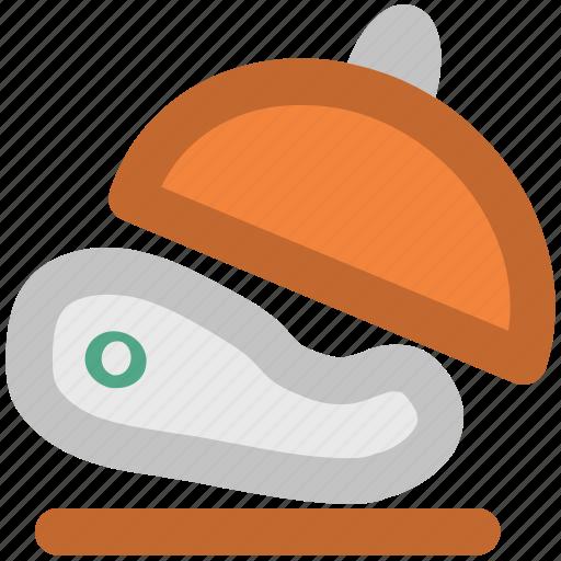 Food platter, food serving, platter, restaurant, serving, serving platter icon - Download on Iconfinder