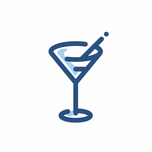 beverage, cocktail, drink, martini icon