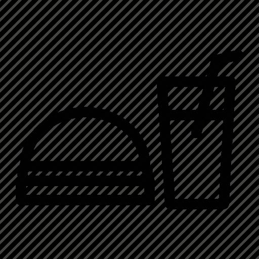 Burger, cooking, drink, food, kitchen icon - Download on Iconfinder