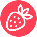 .svg, berry, food, fruit, nature, strawberries, strawberry