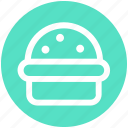 .svg, cake, dessert, eating, food, muffin, sweet icon