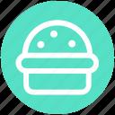 eating, food, dessert, .svg, muffin, cake, sweet icon