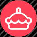 .svg, cake, cupcake, dessert, food, muffin, sweet icon