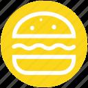 .svg, burger, eating, fast food, food, hamburger, snack